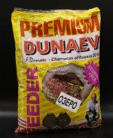 Прикормка Dunaev Premium 1кг Фидер озеро красная
