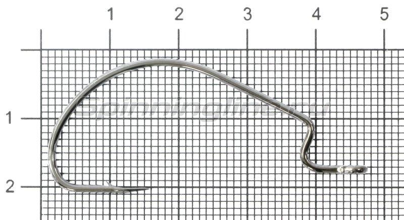 Hitfish - Крючок J-Hook BC №3/0 - фотография 1