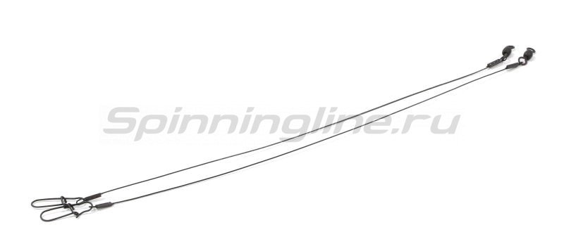 Поводок Nautilus Steel Force Hybrid 1x7 7кг 20см -  4