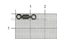 Вертлюг X-Patten Rolling Swivel №5
