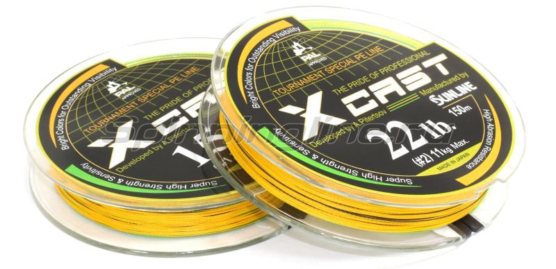 Sunline - Шнур X Cast 150м 1.2 - фотография 2