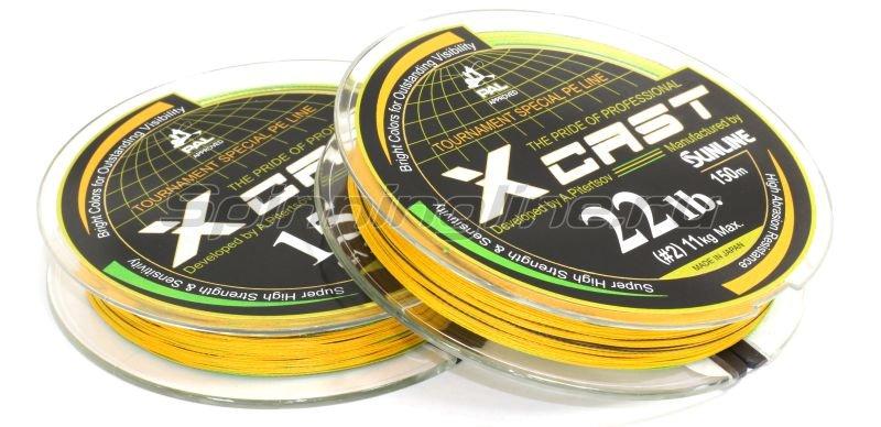 Sunline - Шнур X Cast 150м 2.0 - фотография 2