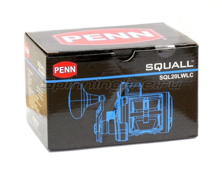 PENN - ������� Squall Level Wind LC Box - ���������� 7