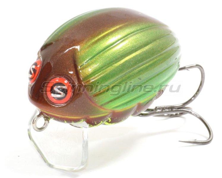 Воблер Bass Bug F GBG -  1