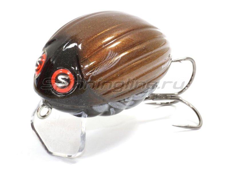 Salmo - Воблер Bass Bug F MBG - фотография 1