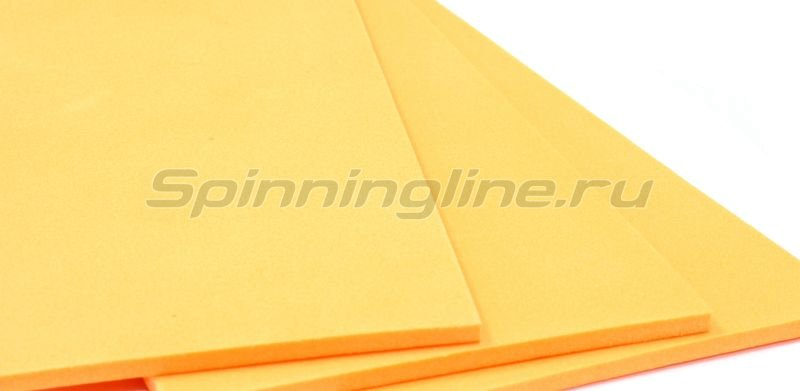 Super Fly - Пенка SuperFoam-Sheet-3mm-Orange BFSF-3-03 - фотография 1
