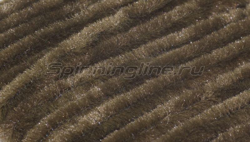 Textreme - Синтетика Round Chenille 3мм Dark Olive RC369 - фотография 1