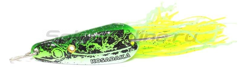 Kosadaka - Блесна Bullet spoon C15 - фотография 1