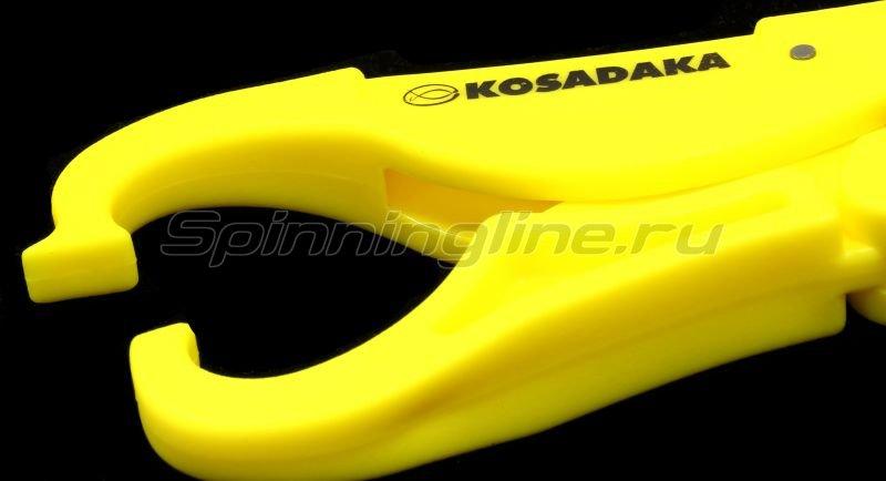 Захват Kosadaka плавающий желтый -  2