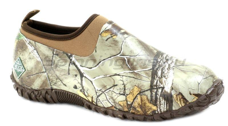 Muck Boots - Ботинки Muckster II Low 42 лес - фотография 4
