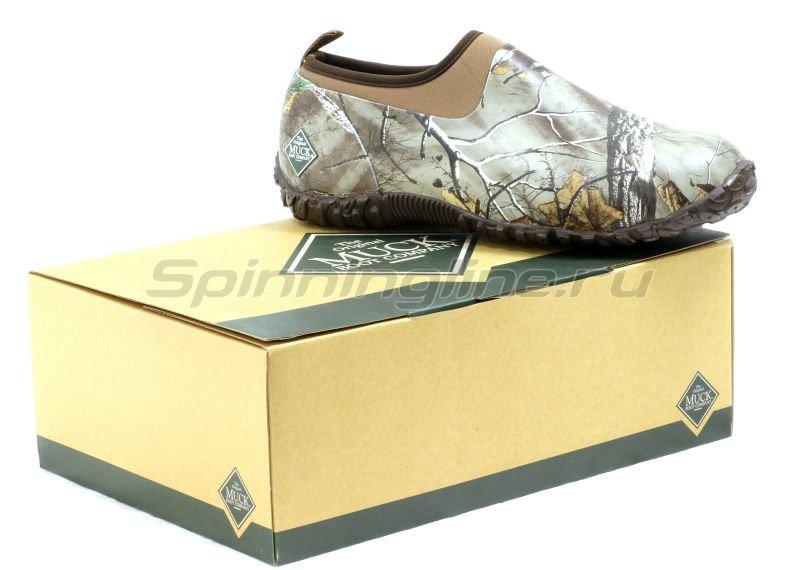 Muck Boots - Ботинки Muckster II Low 42 лес - фотография 8