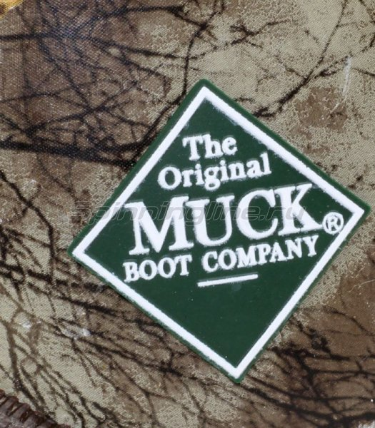 Muck Boots - Ботинки Muckster II Low 43 лес - фотография 7