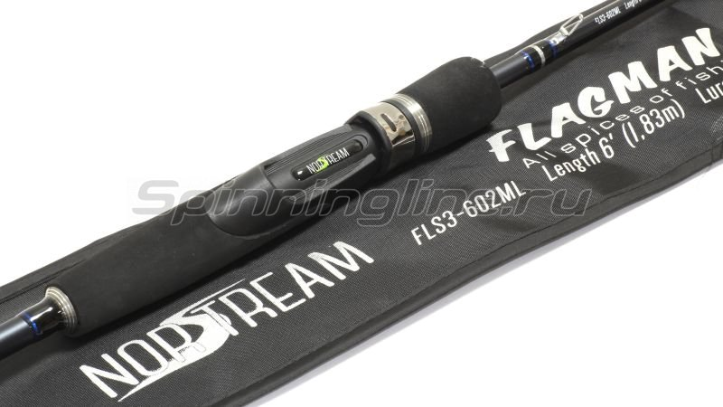 Norstream - Спиннинг Flagman 602ML - фотография 9