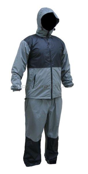 Костюм-дождевик Rapala Ultra-Lite Rain серый XL -  1