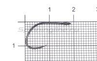 Крючок Vanfook SP-41BL stealth black №4 упаковка 8 штук