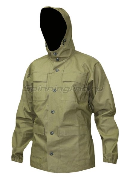 Куртка Novatex Турист 52-54 рост 182-188 хаки - фотография 1