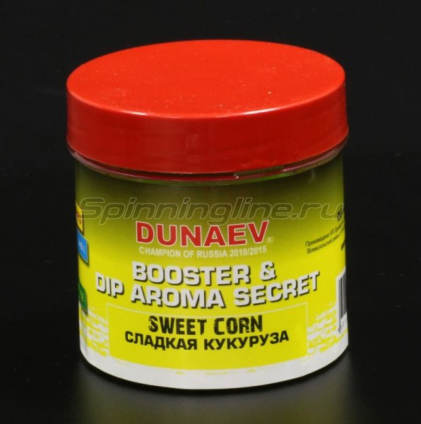 Dunaev - Амино-Дип Booster Сладкая кукуруза - фотография 1