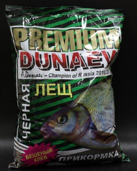 Прикормка dunaev-premium 1кг лещ