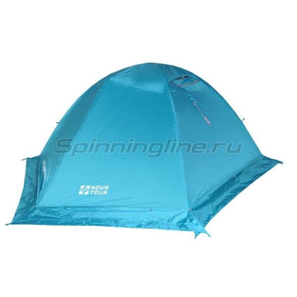 Палатка Эксплорер 3 V2 Нави -  1