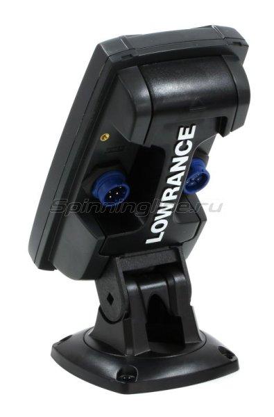 Эхолот Lowrance Hook-4x Mid/High/DownScan -  3