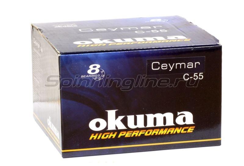 Okuma - Катушка Ceymar C-55 FD - фотография 6