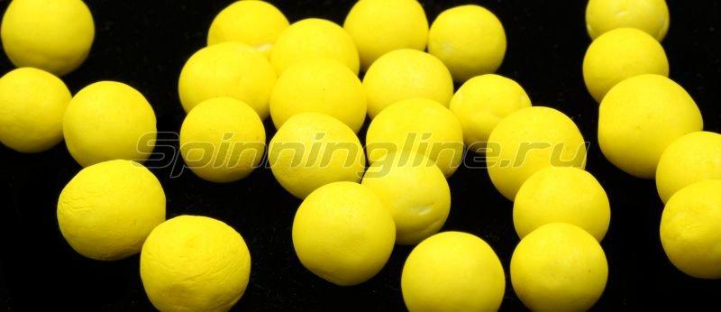 Подсадки для бойлов Nautilus Foam Ball 13мм Yellow - фотография 2