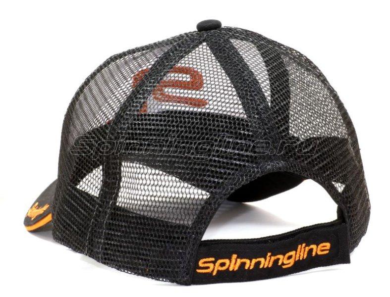 Кепка Spinningline бело-черный 59 -  3