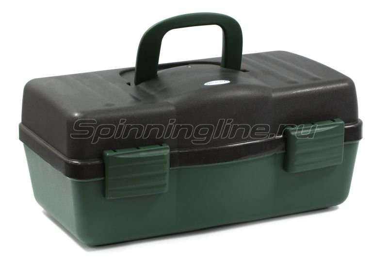 ���� Nautilus 138 Tackle Box 6-tray green-gray - ���������� 1
