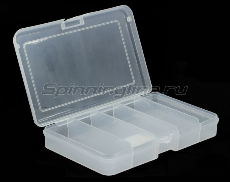 Коробка Nautilus 101 Tackle Box 5 compartments - фотография 2