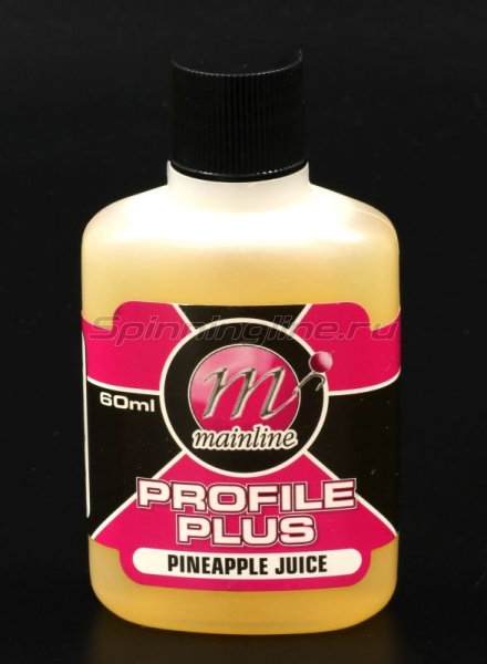 Ароматизатор Mainline Profile Plus Flavours 60мл Pineapple Juice - фотография 1