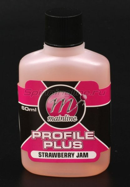 Ароматизатор Mainline Profile Plus Flavours 60мл Strawberry Jam - фотография 1