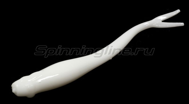 "Aiko - Skinny 3.6"" 018 Milk White Fish smell - ���������� 1"