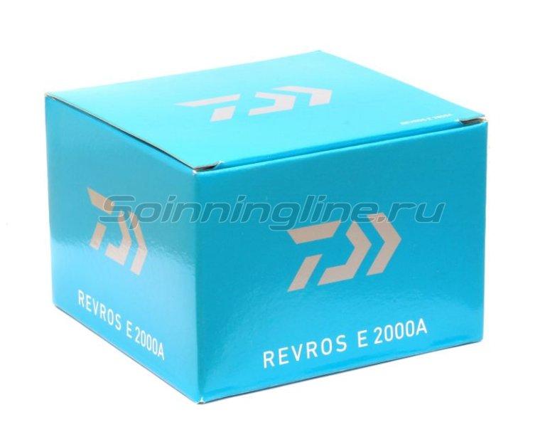 Daiwa - Катушка Revros E 2000A - фотография 6