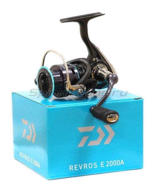Daiwa - Катушка Revros E 2000A - фотография 7