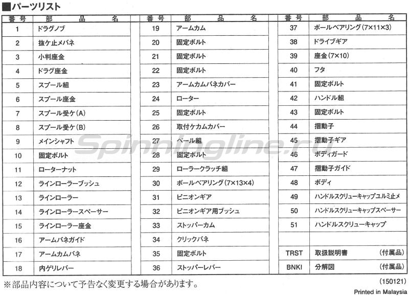 Shimano - Катушка Sedona 1000 FE - фотография 9