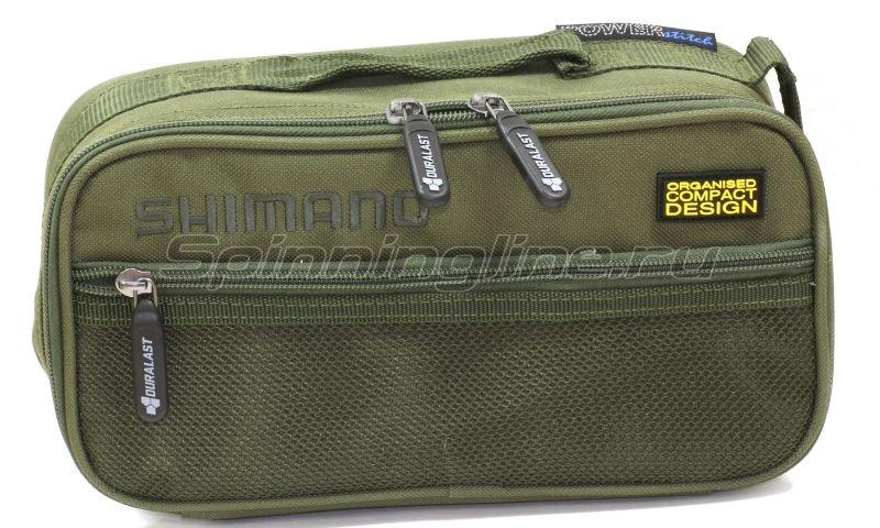 Сумка Shimano Small Accessory Case - фотография 1