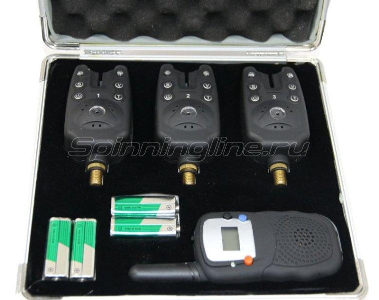 Сигнализатор Socudo 3шт+пейджер -  3