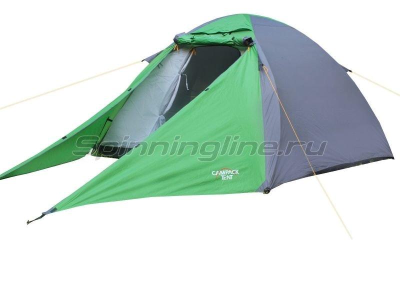Campack-Tent - Палатка туристическая Forest Explorer 2 - фотография 1
