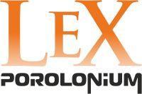 Поролоновые рыбки LeX Porolonium