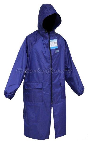 Waterproof Line - Плащ влагозащитный Poseidon WPL синий 52-54 170-176 - фотография 1