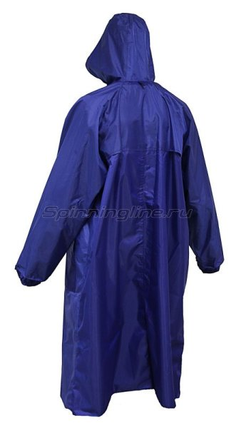 Waterproof Line - Плащ влагозащитный Poseidon WPL синий 52-54 170-176 - фотография 2