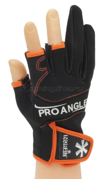 Перчатки Norfin Pro Angler 3 Cut Gloves L -  1