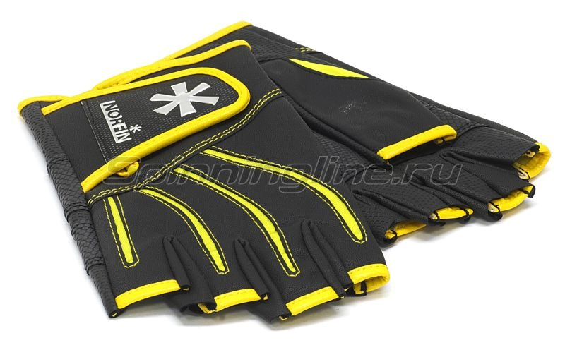 Перчатки Norfin Pro Angler 5 Cut Gloves L -  3