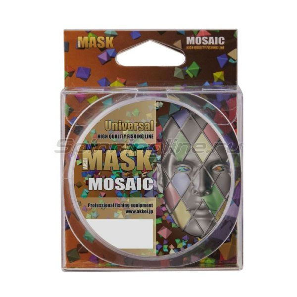 Akkoi - Леска Mask Universal 150м 0,395мм - фотография 3
