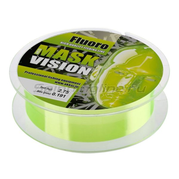 Akkoi - Леска Mask Vision 100м 0,346мм - фотография 2