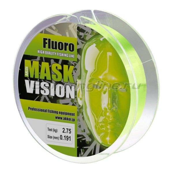 Леска Mask Vision 100м 0,395мм -  3