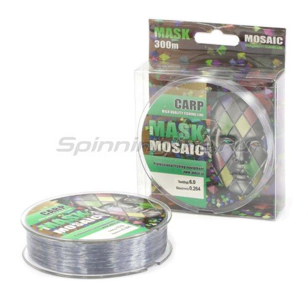 Akkoi - Леска Mask Carp 300м 0,346мм - фотография 1
