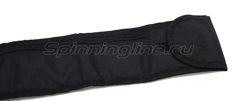 IdeaFisher - Поясная сумка с держателем и чехлом для удилища Stakan Stradivari черный - фотография 3
