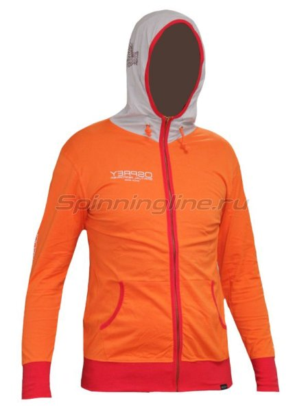 Толстовка O.S.P Light Parka Orange XL - фотография 1