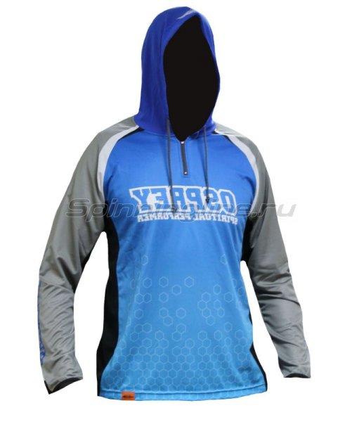 Толстовка O.S.P Hooded Long Sleeve T-Shirts Blue M -  1